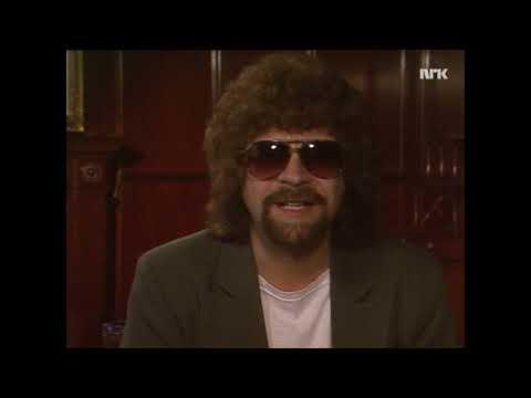 Jeff Lynne on why he ended ELO in 1986 (Norwegian TV_1990)