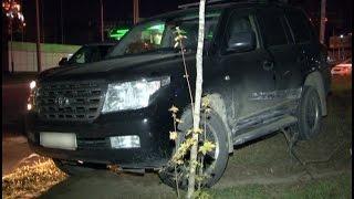 За виновницей аварии пришлось гоняться ее оппоненту и очевидцам.MestoproTV