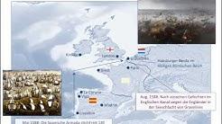 Spanische Armada & Englisch-Spanischer Krieg (1585-1604)
