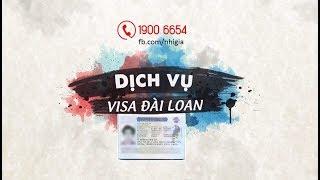 Dịch vụ Visa Đài Loan tại Nhị Gia