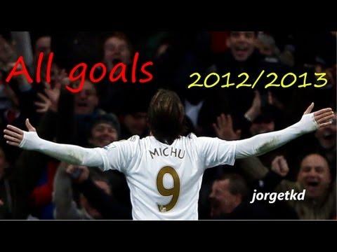 Michu [All goals (2012/2013)]