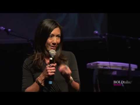 Operation Babylift - Cath Turner - BOLDtalks Woman 2013
