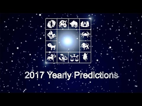 2017 Moon Sign Yearly Predictions : 2017 Yearly Horoscope Predictions