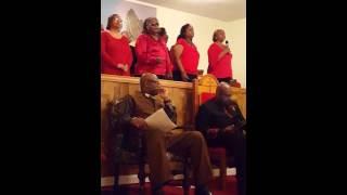 Antioch Baptist Church In Lafayette, Al