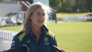 Perry pumped for White Ferns showdown