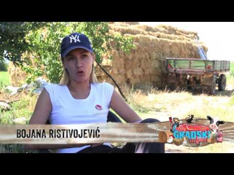 Gradski Seljaci - Bojana Ristivojevic  i Peja - Cela Emisija