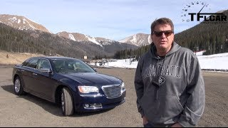 2014 Chrysler 300C takes on the Ike Gauntlet Review