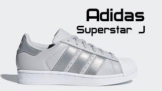 Обзор кед Adidas Superstar J