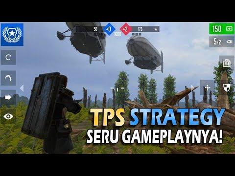 Baru Ni Game Android TPS Strategy Mantap Perang Bikin Strategi Dulu !
