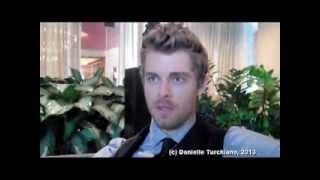 Luke Mitchell previews 'The Tomorrow People'