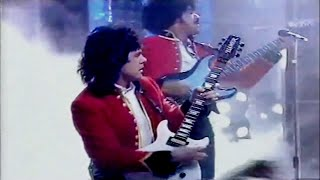 Gary Moore & Phil Lynott - Out In The Fields TOTP 23-5 1985