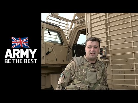 Interview with Driver Corporal Felinski - Army Life - Army Jobs