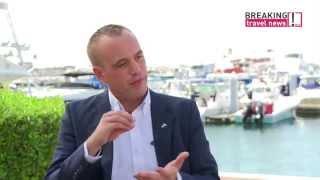 Fredrick Reinisch, Regional General Manager - UAE & Seychelles, JA Resorts & Hotels