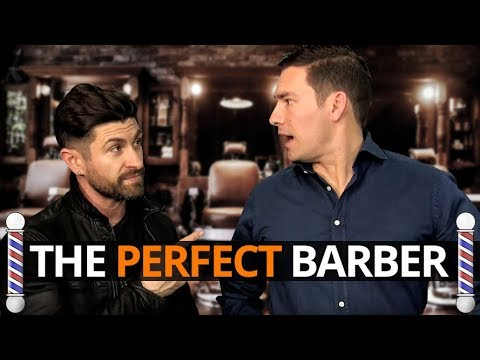 3 Steps For A Perfect Haircut | How To Choose The Best Barber