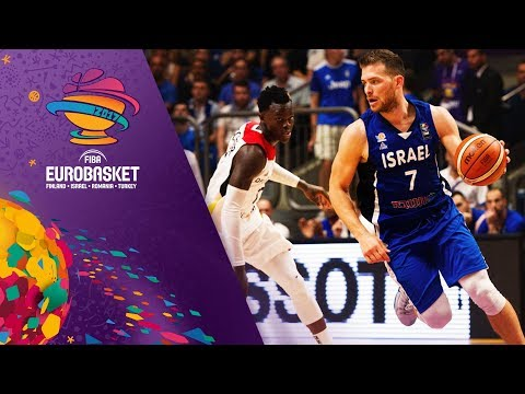 Germany v Israel - Full Game - FIBA EuroBasket 2017