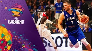 Germany v Israel - Full Game - FIBA EuroBasket 2017
