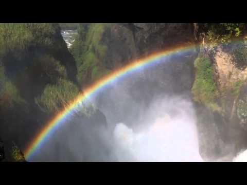 Beautiful Murchison Falls Uganda