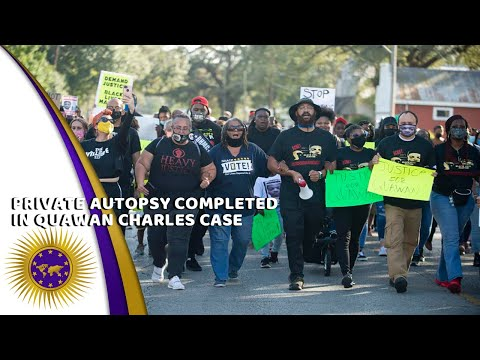 Private Autopsy Completed In Quawan Charles Case Leaves More Questions