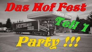 Hoffest bei Marten Nottelmann! Party TIME