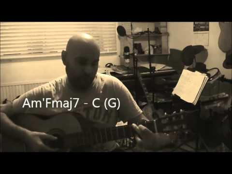 Stay With Mesam Smith Beginner Chords Guitar Tutorial Youtube
