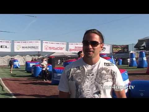 Paintball - NPPL Huntington Beach 2008 - Part 1