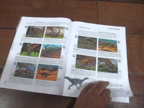 Album el mundo de los animales prehistoricos y en peligro - Como hacer un album de fotos ...