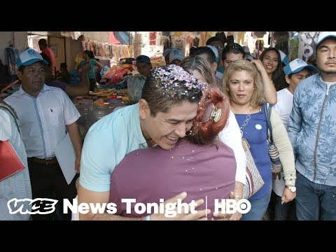 Body Counts Rise As Mexican Cartels Go To War Over Politicians (HBO)