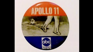 Apollo 11 Lift Off to the Moon (with commercial) - ABC Evening News - July 16, 1969