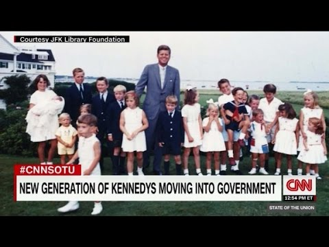 The next generation of Kennedys