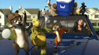 Songs From Over The Hedge - Lost In The Supermarket