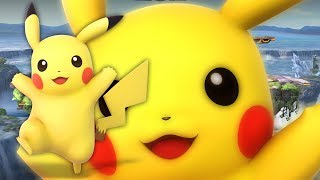 LET'S GO PIKACHU! - Super Smash Bros. Ultimate with Oshikorosu!