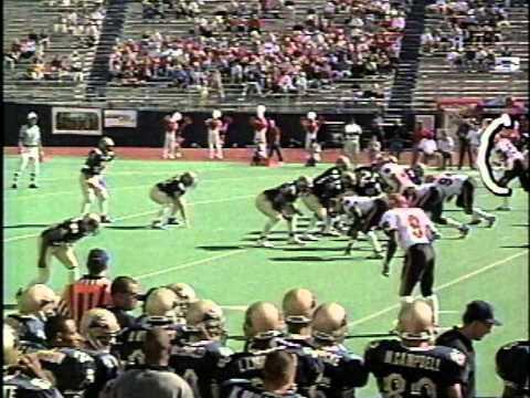 1998 Rutgers vs. Pitt Football-1st Quarter
