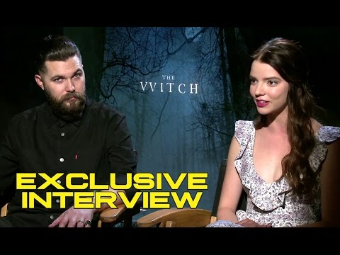 Anya Taylor-Joy and Robert Eggers Exclusive Interview - THE WITCH (2016)