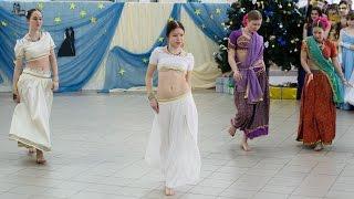 9а - Маней-маней (Индийский танец)