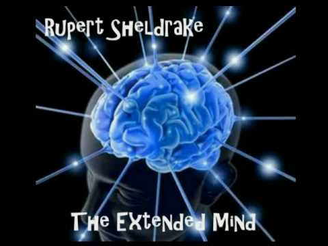 Rupert Sheldrake - The Extended Mind - The Sense Of Being Stared At. Pt 1/3