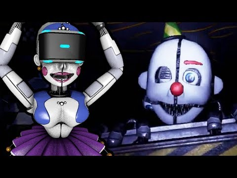 BALLORA PLAYS: Five Nights At Freddy's - Help Wanted (Part 18) || VENT REPAIR ENNARD COMPLETED!!!
