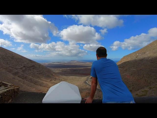Mirador de Femés, un balcón con vistas a Lanzarote...y Fuerteventura