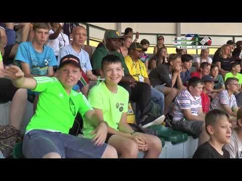 South Africa v Singapore – WBSC Men's Softball World Championship 2019