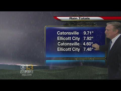 Bob Turk Has Your Overnight Weather Forecast