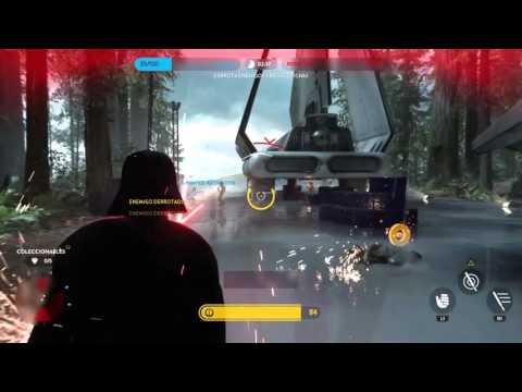 STAR WARS  Battlefront guía  Darth Vader