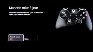 Xbox One Tuto mettre à jour la manette pour utiliser les casques audio. 🇫🇷️🎧🎮