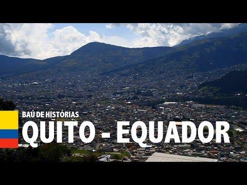 VIAGEM A QUITO E A MOBILIDADE NA CAPITAL DO EQUADOR