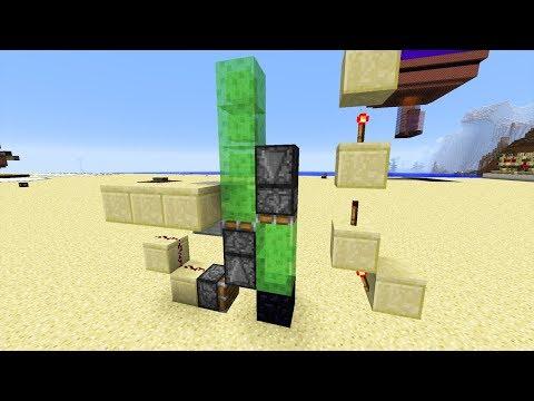 Der Beste Minecraft Redstone Aufzug! - Minecraft Tutorial