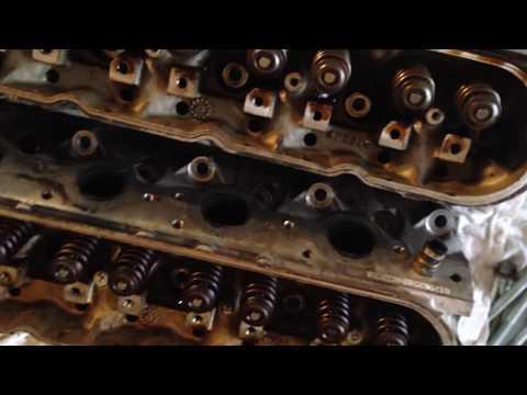 Remove Lifters & Heads GM Chevy Tahoe Vortec 5.3 Engine LS vid  9