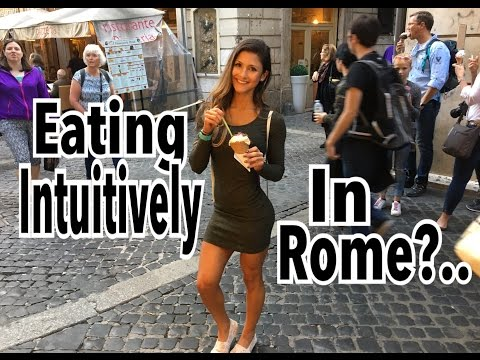 Series Finale: Free Day In Rome! | Upper Body W/O, Pizza, Gelato & More! |