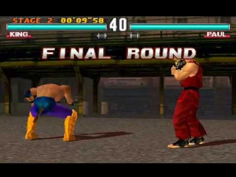 Tekken 3 King Theme Re-arrange (Arcade) LT Smoo Mix