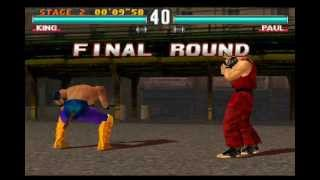 Download Tekken 3 King Theme Re-arrange (Arcade) LT Smoo Mix MP3 song and Music Video