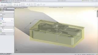 SolidCAM Tutorial Video1 (Stock Material)