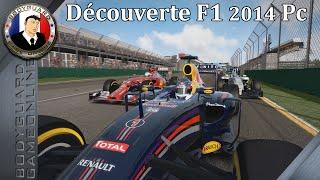 F1 2014 Découverte Du Jeu Sur Pc Ultra 1080p 60FPS