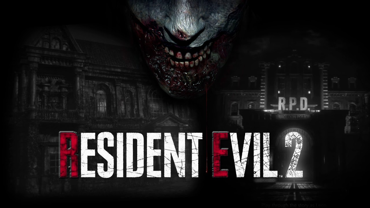 Live Wallpaper Resident Evil 2 Remake Zombie 4k Youtube